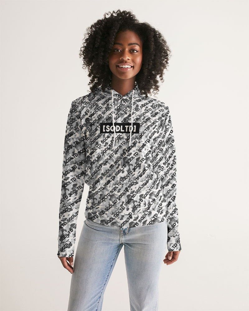 SQD Women's Hoodie Camo Lite by Squared Limited
