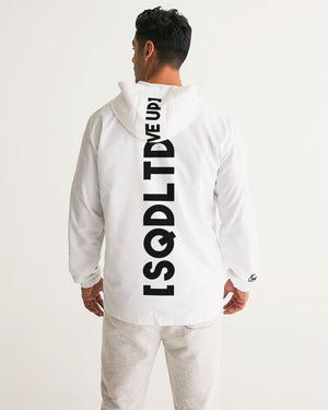 Sqdltd Zip Up WC21 Men's Windbreaker BL