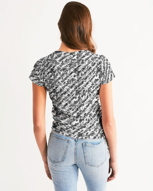 SQD Women's Tee Camo Lite by Squared Limited