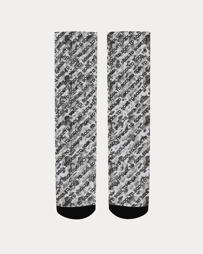 SQD Women's Socks Camo Lite by Squared Limited