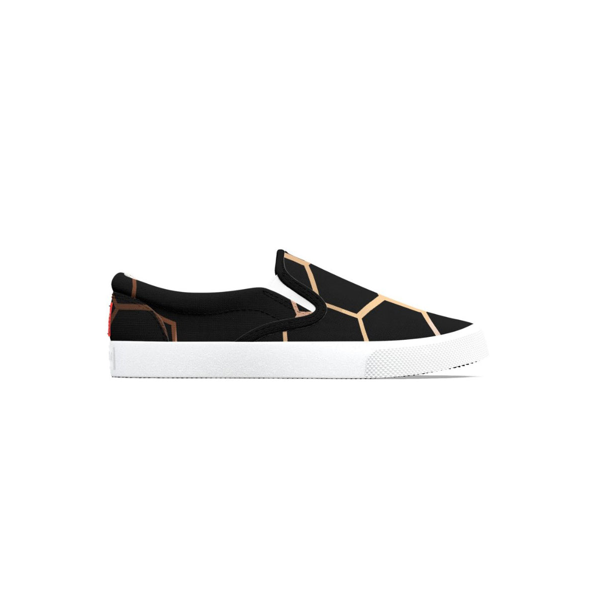 All Shades Ball Slip Ons by Squared Limited