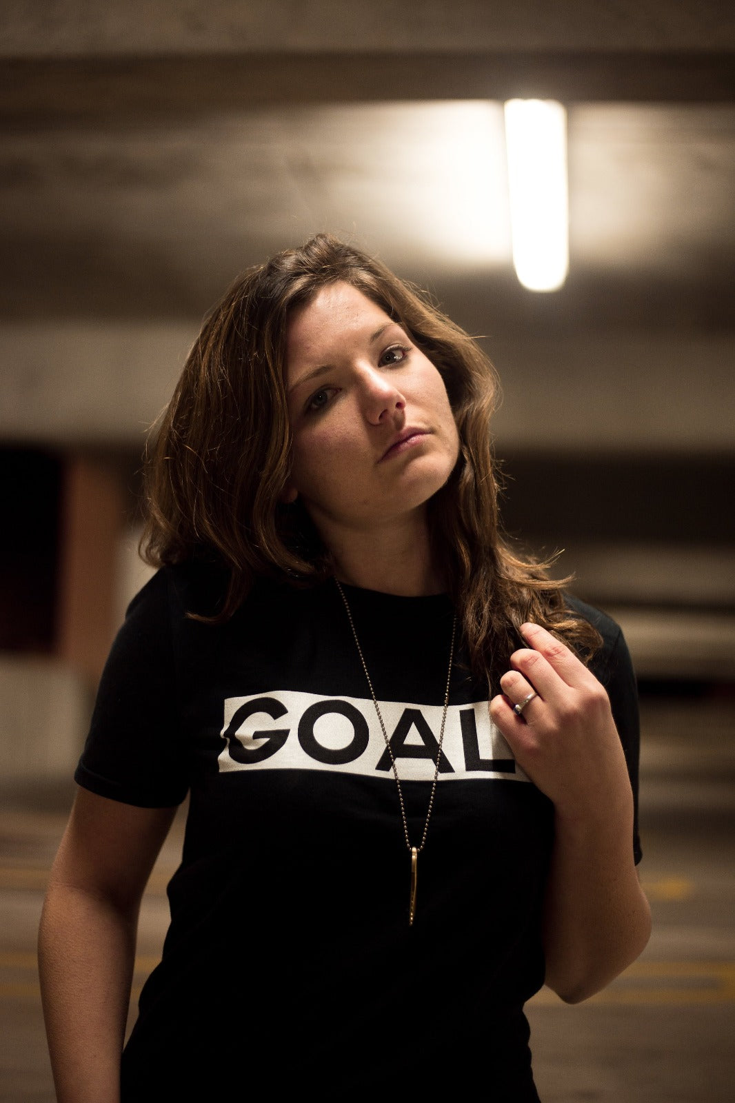 Goals Tee WSL by Squared Limited