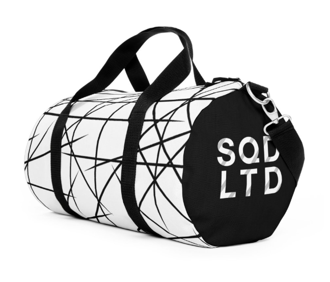 BoTN Net Duffel by Squared Limited