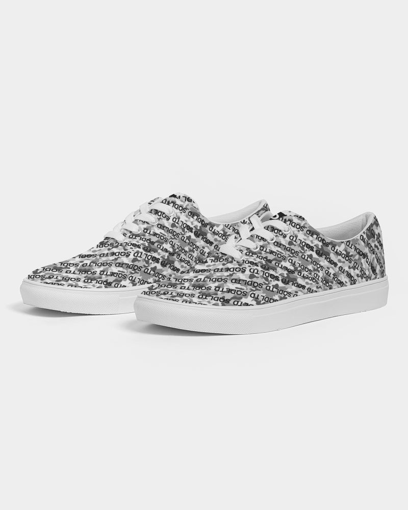 SQD Women's Canvas Shoe Camo Lite by Squared Limited