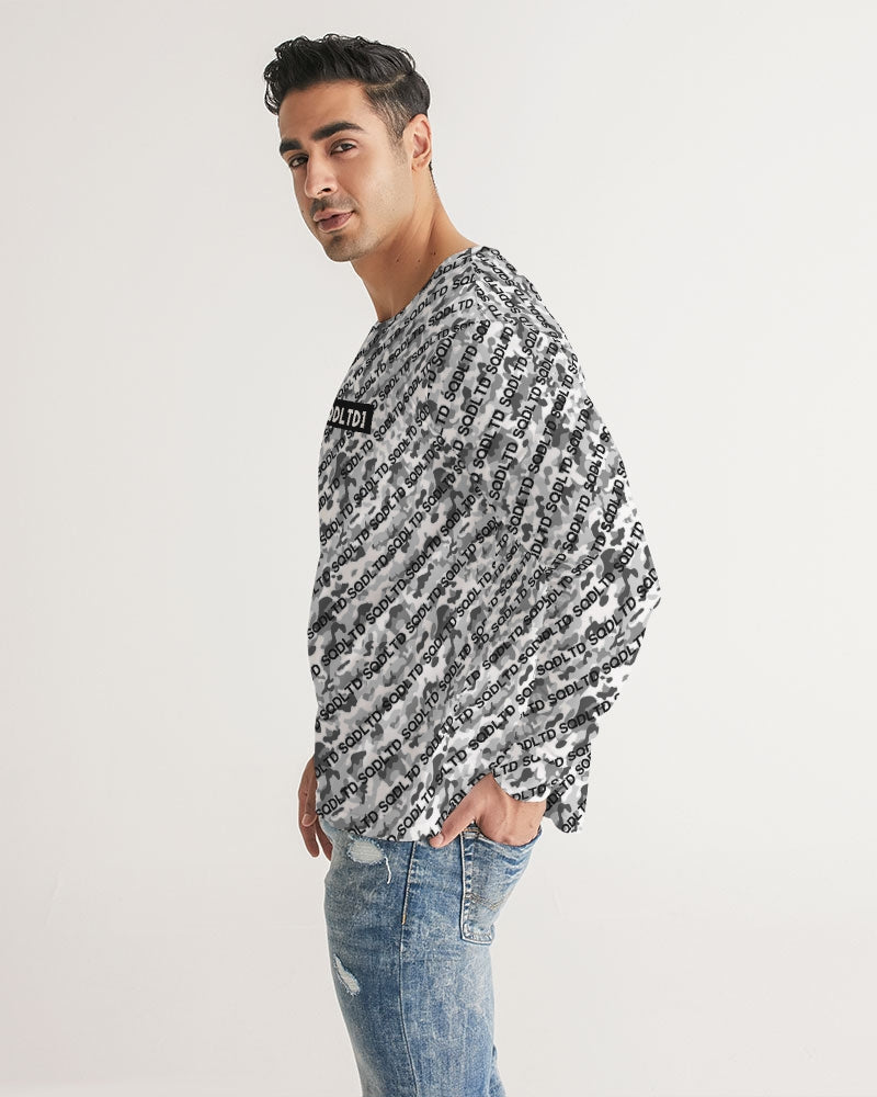 SQD Men's Long Sleeve Camo Lite by Squared Limited