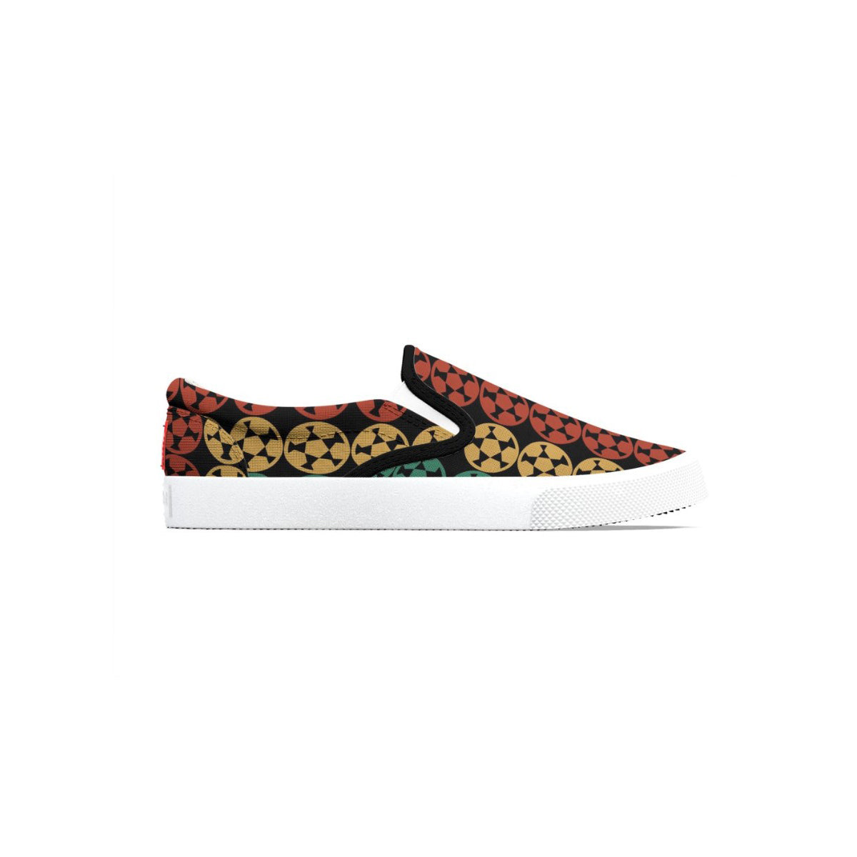 Sqd Bllrz Ball Slip Ons BL by Squared Limited