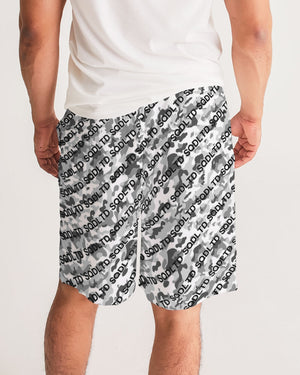 SQD Men's Jogger Shorts Camo Lite by Squared Limited