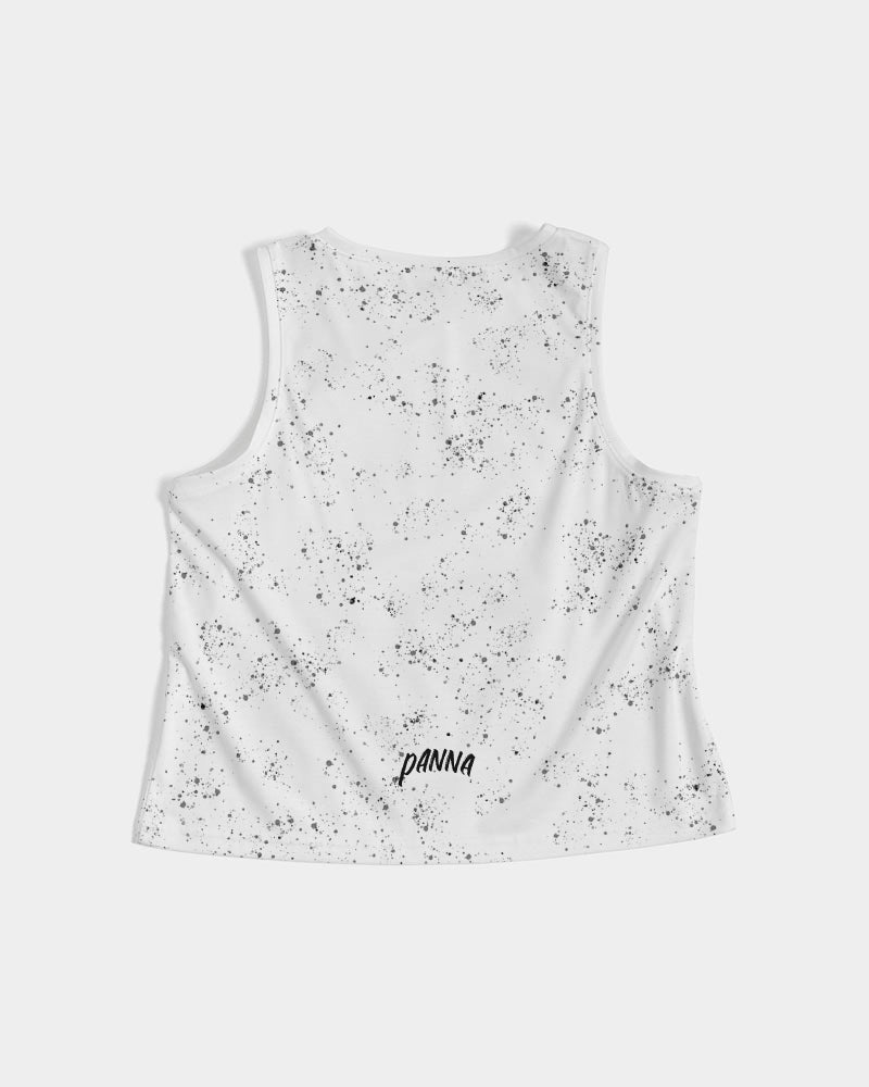 Panna 1v1 Women's Cropped Tank by Squared Limited