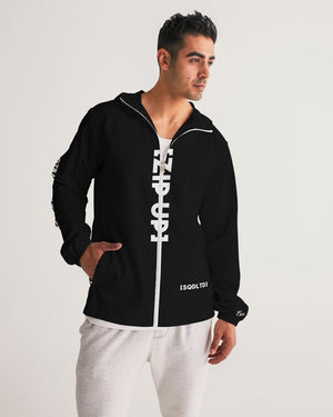 Sqdltd Zip Up WC21 Men's Windbreaker WL by Squared Limited