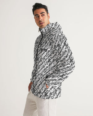 SQD Men's Windbreaker Camo Lite by Squared Limited