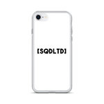 Sqdltd WC21 iPhone Case BL