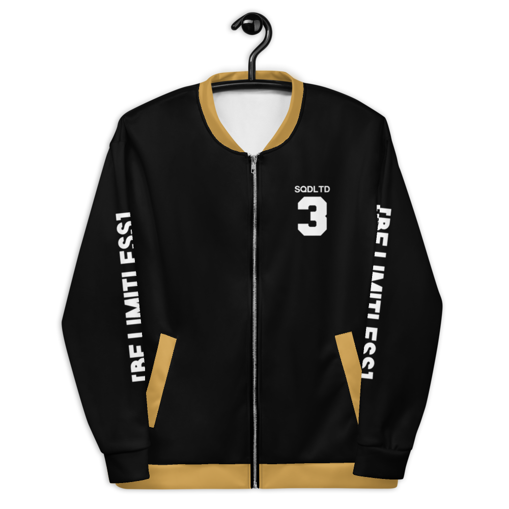 3-Peat Bomber Jacket 1oak by Squared Limited