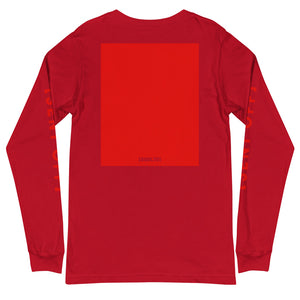 Sqdltd Red Card Long Sleeve