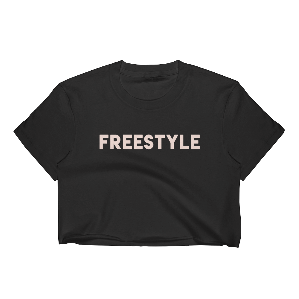 Freestyle Crop Tee LPL