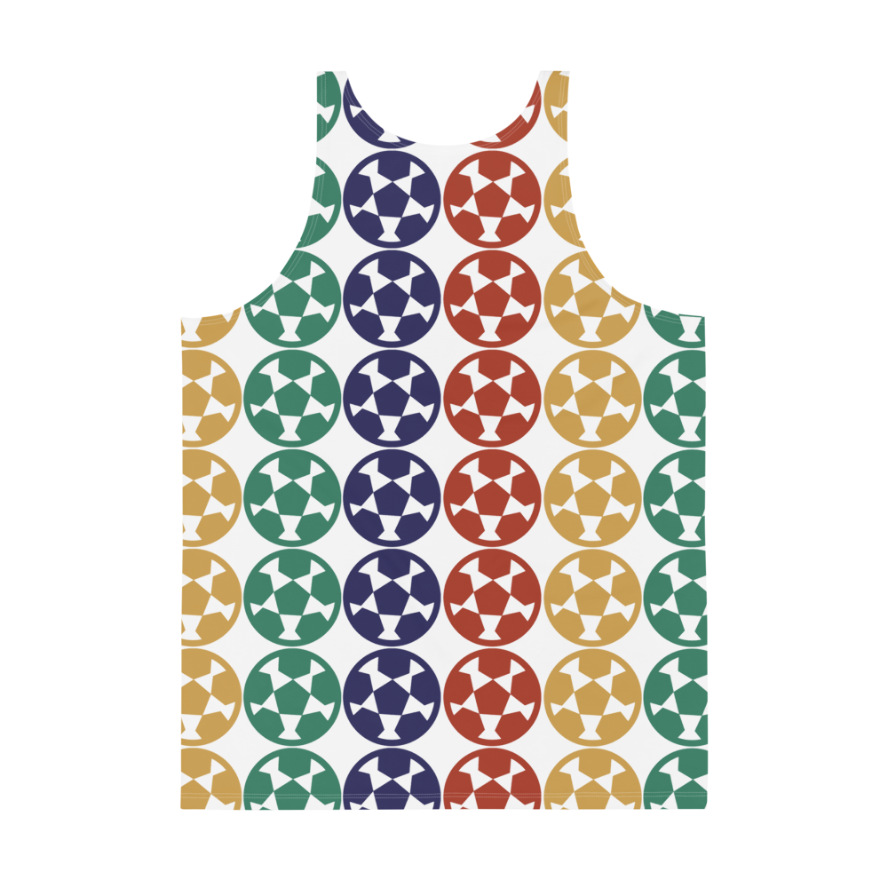 Sqd Bllrz Tank Top by Squared Limited