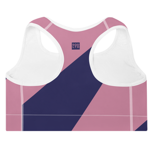 Bllrz Padded Sports Bra CttnCndy by Squared Limited