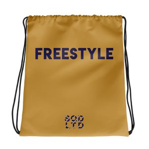 Freestyle Drawstring Bag GOL+BLL