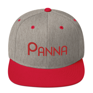 Panna Snapback Hat RR by Squared Limited