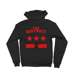 The District Basic Hoodie Zip