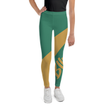 Bllrz Youth Leggings LckyChrm