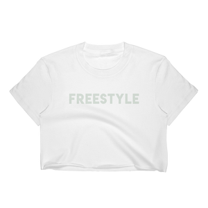 Freestyle Crop Tee LBL