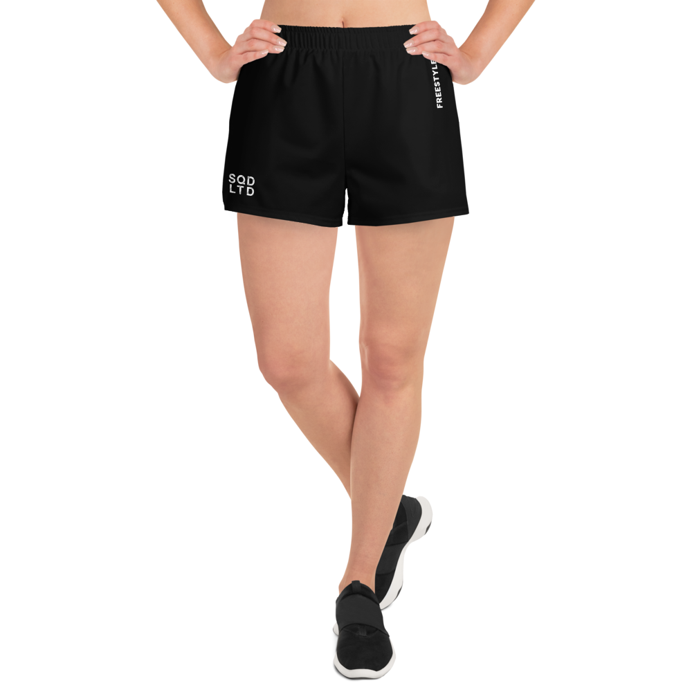 Freestyle Women's Black Shorts WL