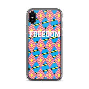 Freedom Sapeur iPhone Case