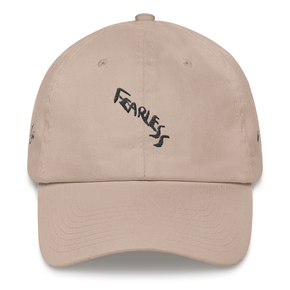 Freedom X No Fear Fearless Hat BL