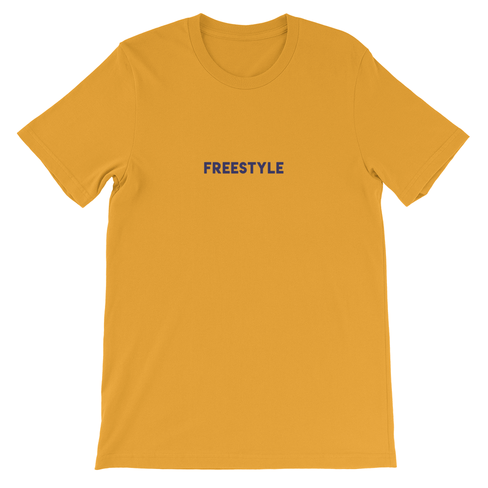 Freestyle Short-Sleeve Tee BLU