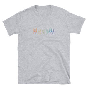 Be Limitless Reverb Pride Tee by Squared Limited