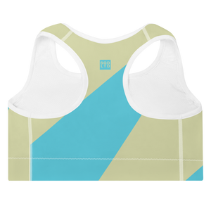 Bllrz Padded Sports Bra LmnIce by Squared Limited