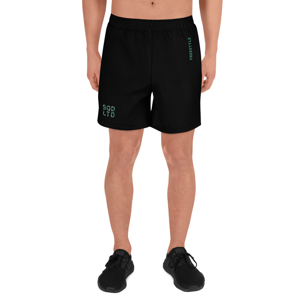 Freestyle Black Shorts GL