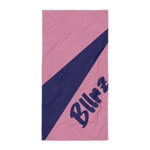 Bllrz CttnCndy Towel by Squared Limited