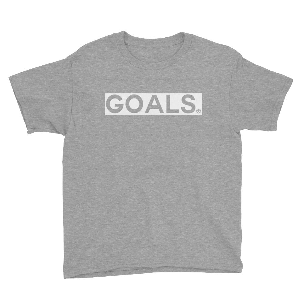 Goals Youth Soccer Tee WSL