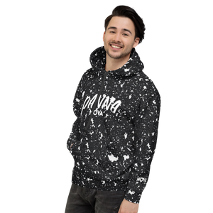 Panna Blacknova Galxy Hoodie by Squared Limited