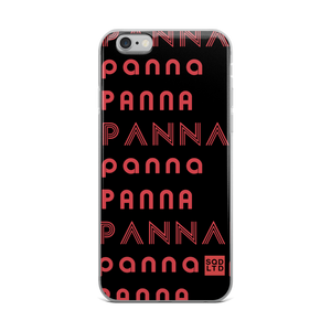 PANNARed iPhone Case HRTBRK