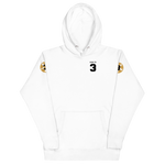 3-Peat Hoodie BL by Squared Limited