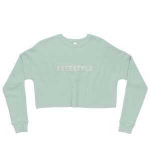 Freestyle  Crop Sweatshirt LBL