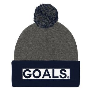 Goals Pom Pom Beanie WSL by Squared Limited