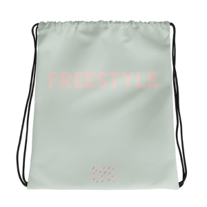 Freestyle Drawstring Bag LP+LB