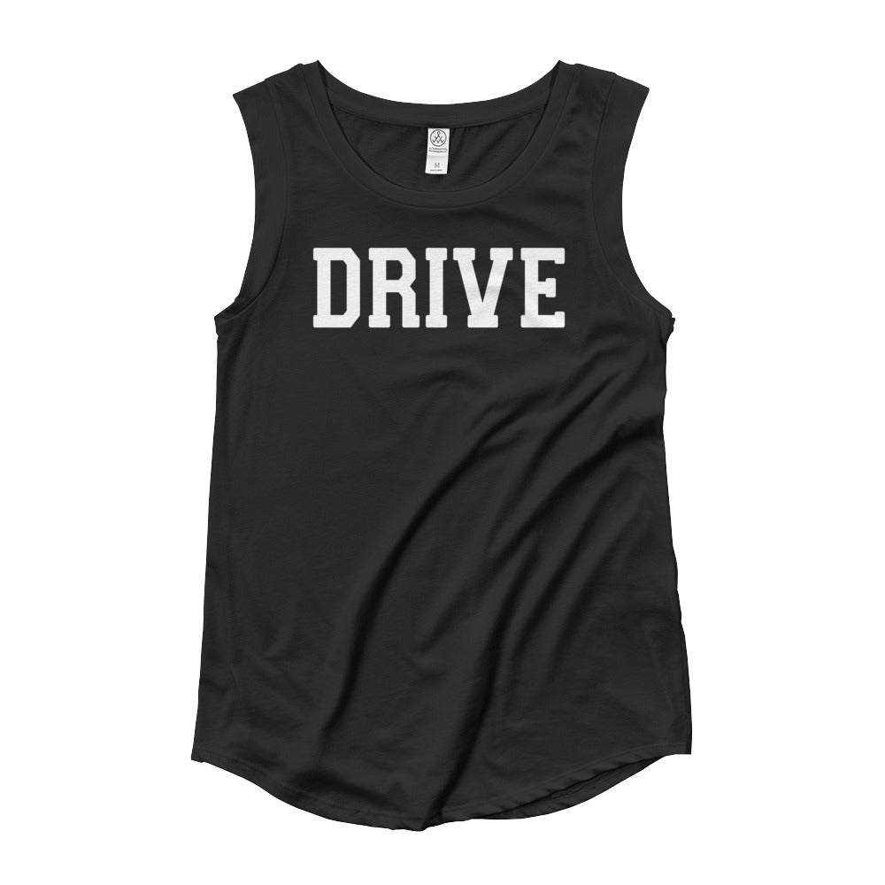 Drive Ladies' Cap Sleeve T-Shirt WL