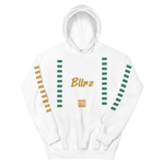 Bllrz Check Hoodie LckyChrm by Squared Limited