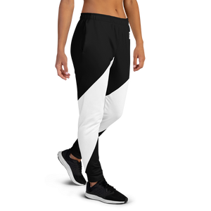 Bllrz Ao Women's Joggers BnW by Squared Limited