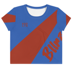 Bllrz Ao Crop Tee RayMn by Squared Limited