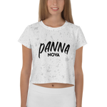 Panna Nova Crop Tee by Squared Limited