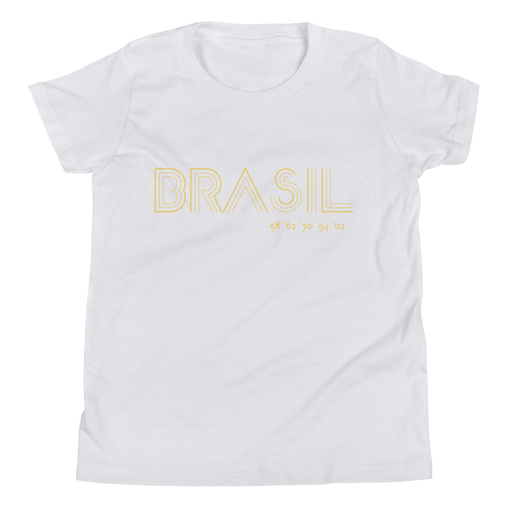 Brasil Legacy Youth T-Shirt