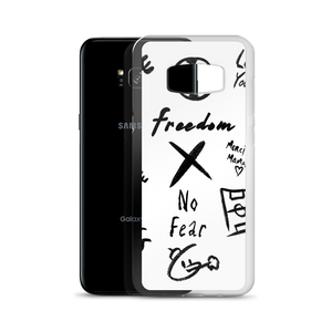 Freedom X No Fear Samsung Case BL