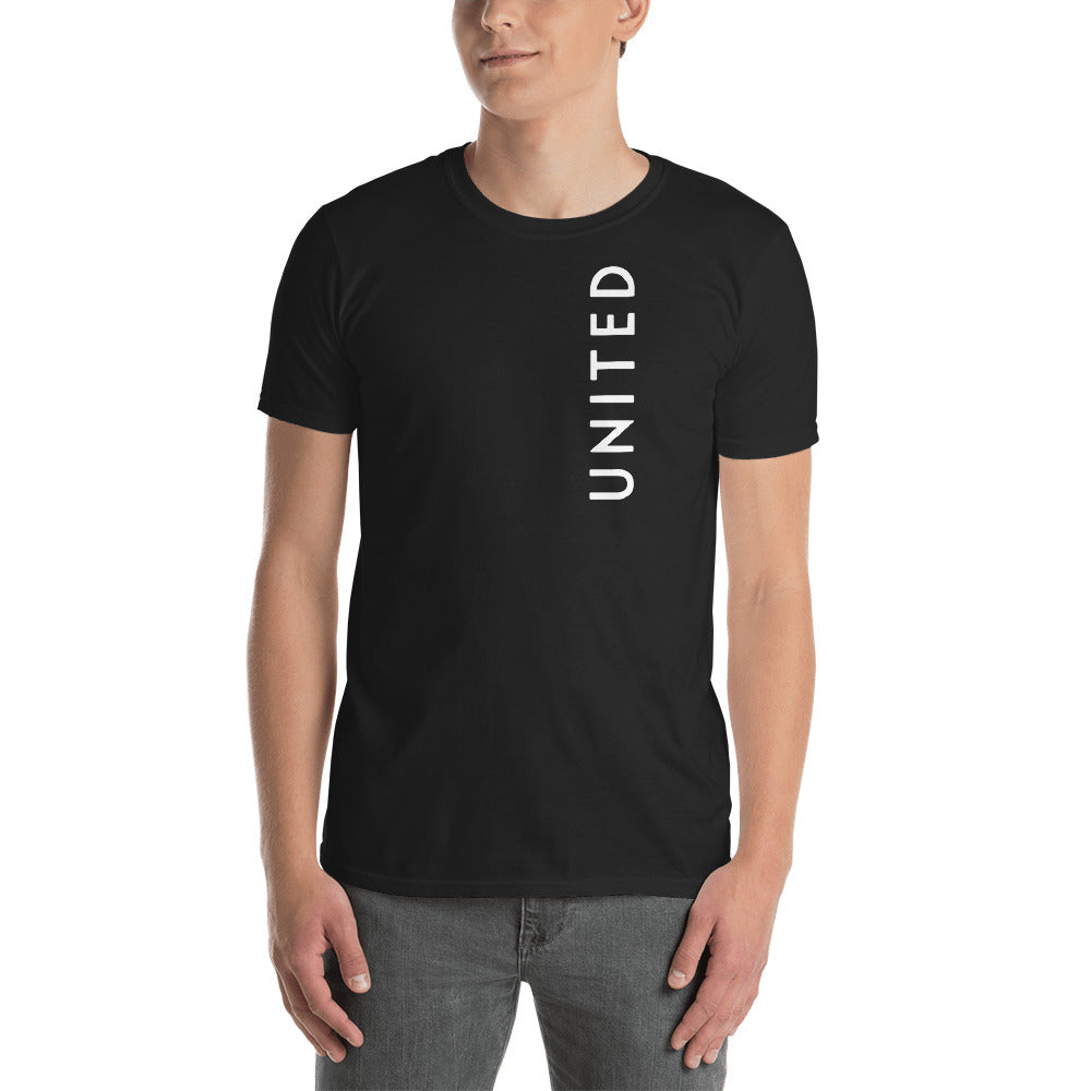 United Basic Short-Sleeve Unisex T-Shirt