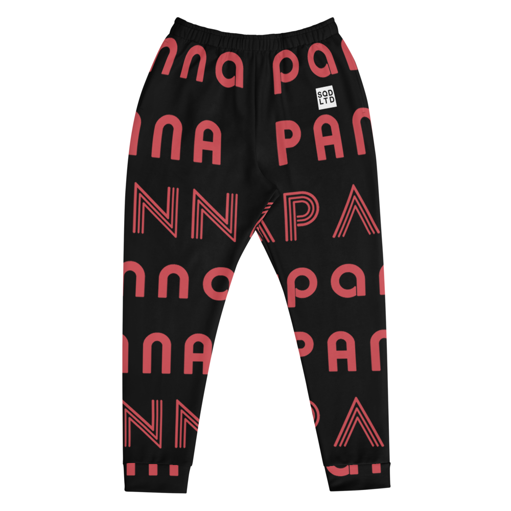 PANNARed Men's Joggers HRTBRK