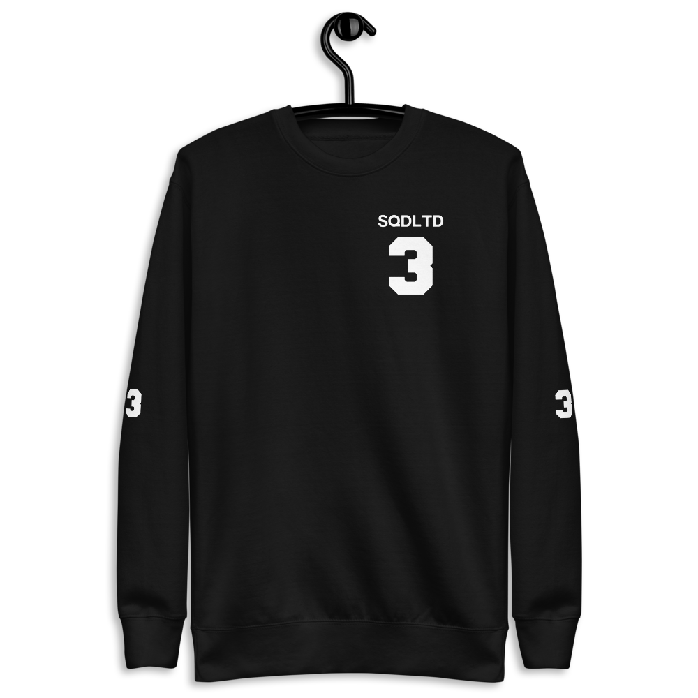 Sqd Goals Fleece Pullover WL by Squared Limited